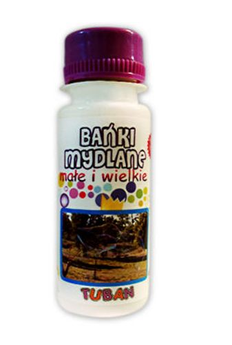Tuban Bubble Seifenblasen 60 ml
