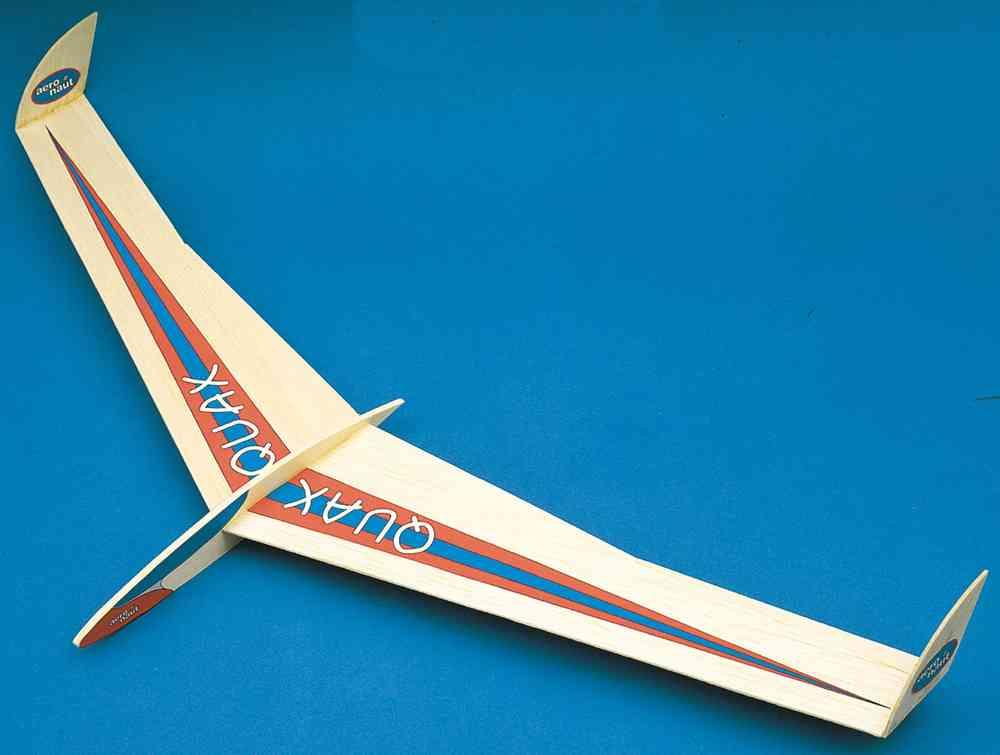 Aero Naut Quax Nurflügler Wurfgleiter Bausatz 100400