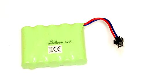 Monstertronic NiMH-Akku  6V / 700 mAh