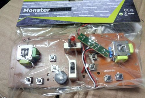 Monstertronic Senderplatine Sky Eagle MT991